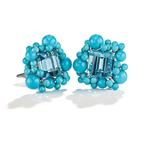 Belperron-Jewelry-Foam-Earclips-Aquamarine-Turquoise