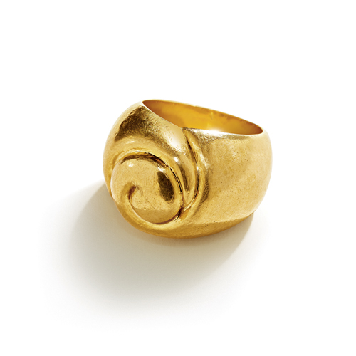 Belperron-Jewelry-Spiral-Ring-Virgin-Gold
